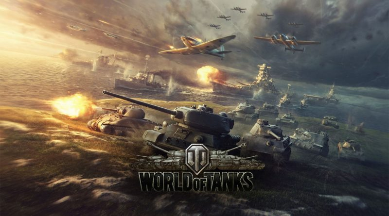 world of tanks обложка