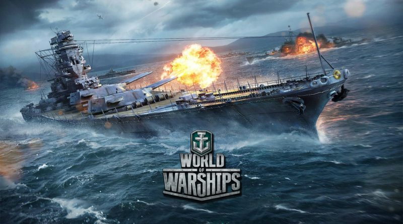 world of warships обложка