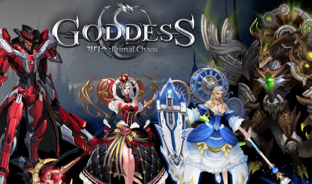 Goddess primal chaos android