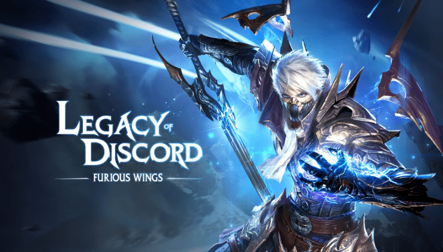 Legacy of discord android